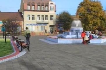 Типовий совок  Площа Петефі в Ужгороді буде схожа на площу типового  українського провінційного міста 8cdc9c0e6d11f